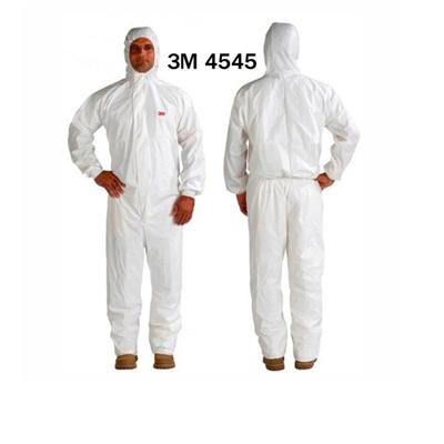 3M 4545 ชุดป้องกันสารเคมี