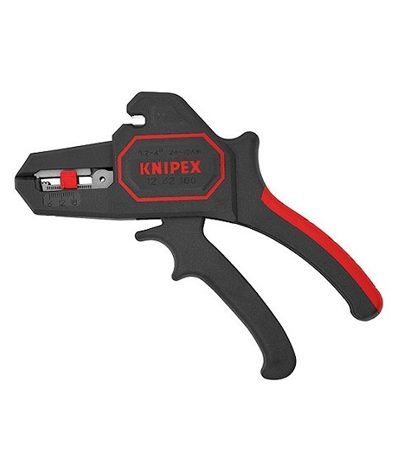 KNIPEX คีมปอกสาย Auto รุ่นโปร 1262180SB