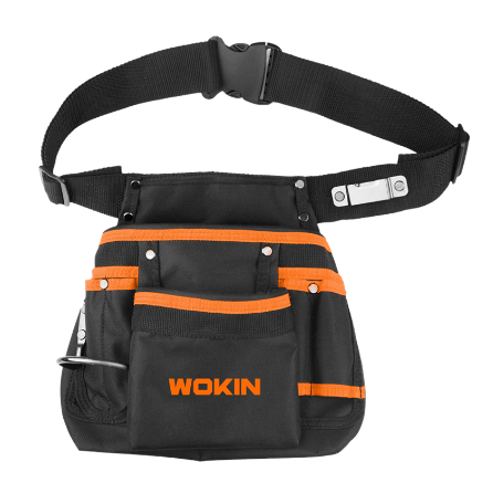 กระเป๋าเครื่องมือพร้อมเข็มขัด WK0457