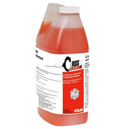 น้ำยาสำหรับฆ่าเชื้อ 22 มัลติ-ควอท แซนิไทเซอร์ 2 ลิตร