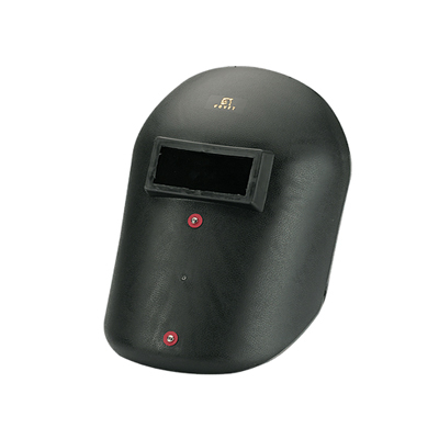 หน้ากากเชื่อมมือถือ สีดำ พร้อมกระจก KOVET รุ่น M4/1