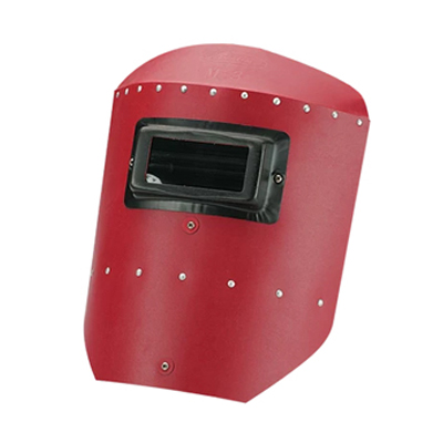 หน้ากากเชื่อมแบบมือถือ สีดำ พร้อมกระจก KOVET รุ่น M3