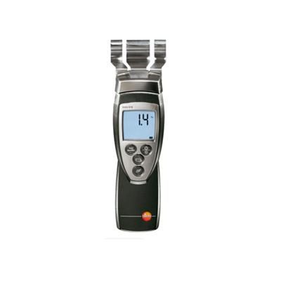 testo 616 – เครื่องวัดอุณหภูมิในเนื้อไม้และวัสดุก่อสร้าง