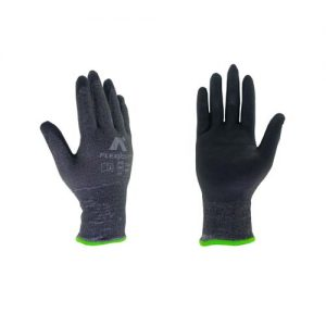 ถุงมืออุตสาหกรรม รุ่น FLEX Cut /A4 – 18 G